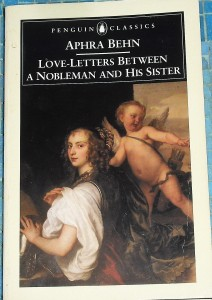 Cover of Love Letters between a Nobleman & his Sister