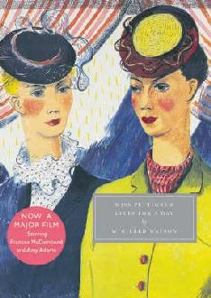 book cover two fashionable ladies