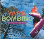 cover of Mandy Moore's Yarn Bombing