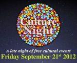 Culture Night 2012 Logo