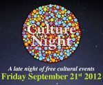Culture Night 2012 Logo