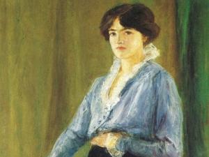 Portrait of Molly Allgood