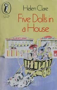 Five Dolls in a House