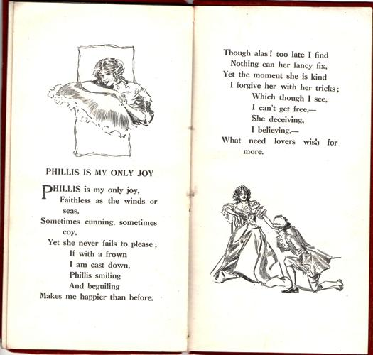 text of poem by Charles Sedley