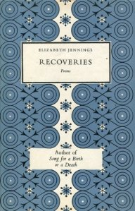 book jacket of Recoveries