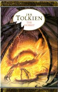 Book jacket of The Hobbit