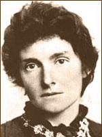 Portrait of Edith Nesbit