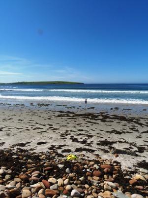 Beach in Orkney