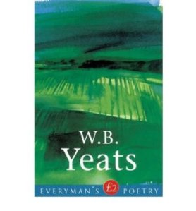 book cover of Yeats Selected Poems