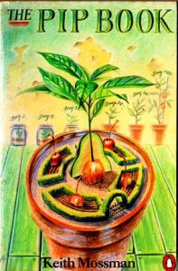 Cover of The Pip Book with an avocado plant.