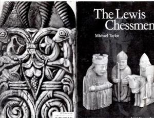 Lewis Chessmen Book