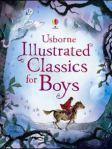 Illustrated classics for boys published by Usborne