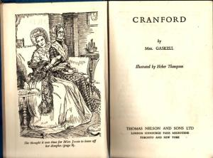 Cranford title page