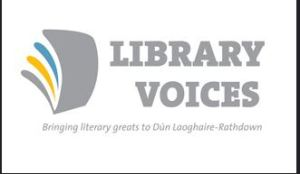 Library Voices Logo