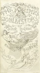 The Chimes title page