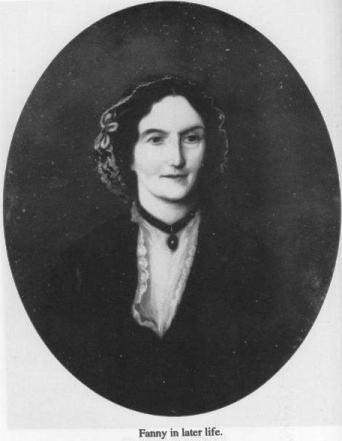 Fanny Knight in later life