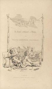 Title page Vanity Fair
