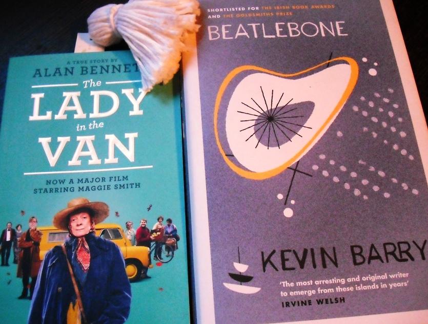 Lady in the Van/Beatlebone