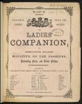 Cover from The Ladies' Companion
