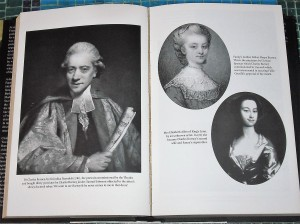 Portraits of the Burney family