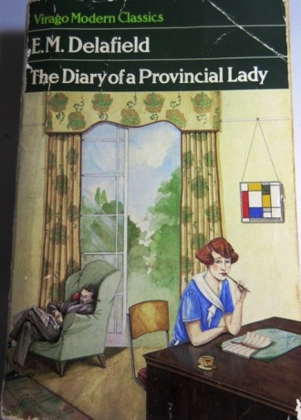 Cover of The Diary of a Provincial Lady