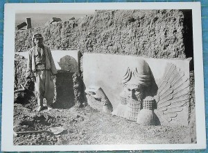 Excavation: Iraq 1933-34