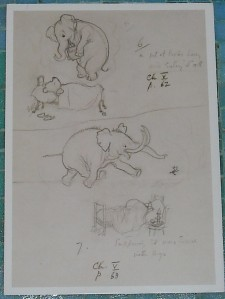 Winnie the Pooh, Piglet & Heffalumps