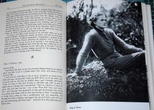 Portrait of Daphne du Maurier